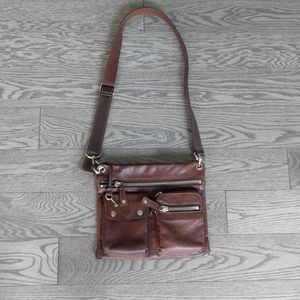 Beautiful genuine leather bag by Fossil 🌸